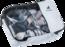 Packtasche Mesh Zip Pack 3 Grau