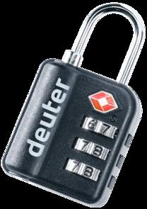 Travel item TSA Pad Lock