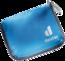 Reiseaccessoire Zip Wallet RFID BLOCK Blau
