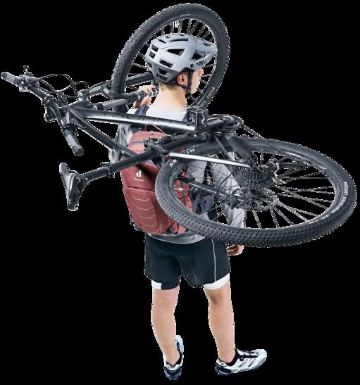 Fahrradrucksack Attack 20