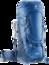 Trekkingrugzak Aircontact 50 + 10 SL Blauw