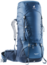 Trekking backpack Aircontact 55 + 10  Blue