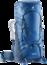 Sac à dos de trekking Aircontact 60 + 10 SL Bleu