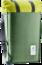 Lifestyle daypack Infiniti Rolltop Green