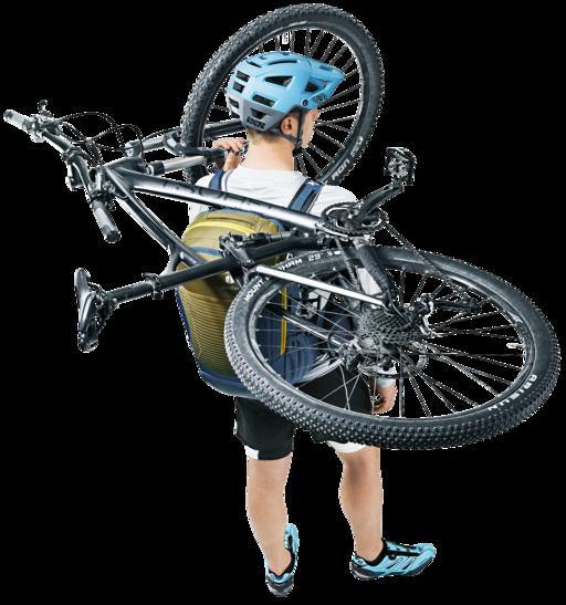 Fahrradrucksack Trans Alpine Pro 28