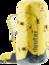 Zaini da arrampicata Gravity Expedition 45+ giallo