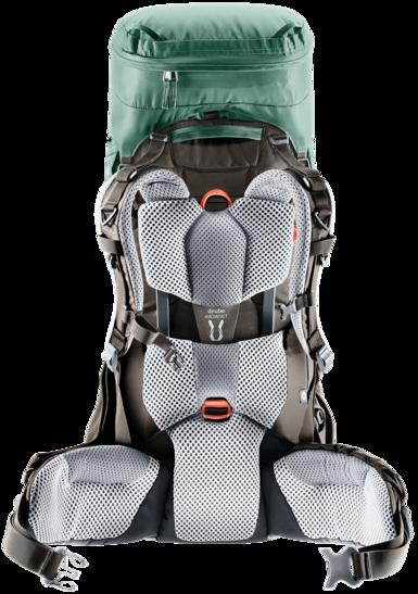 Trekking backpack Aircontact PRO 55 + 15 SL