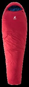 Sac de couchage en fibres synthétiques Orbit -5°