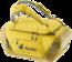 Duffel bag AViANT Duffel Pro 40 yellow